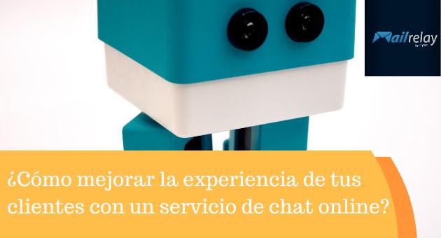 ¿Cómo mejorar la experiencia de tus clientes con un servicio de chat online?