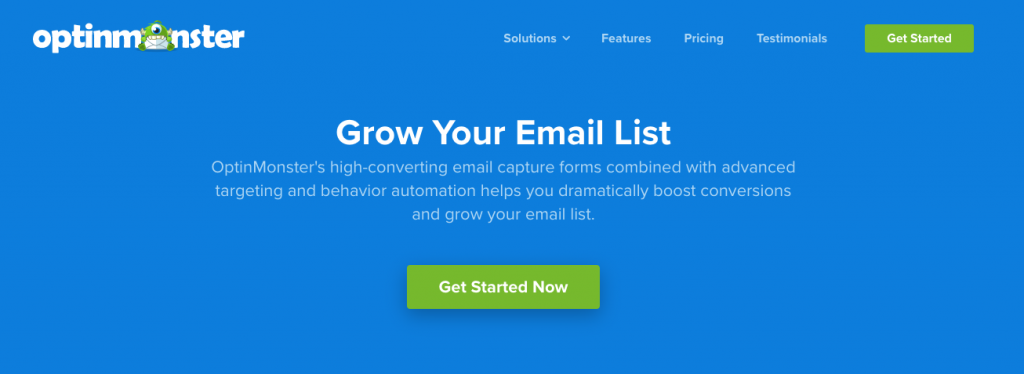 Optinmonster: herramienta de email marketing