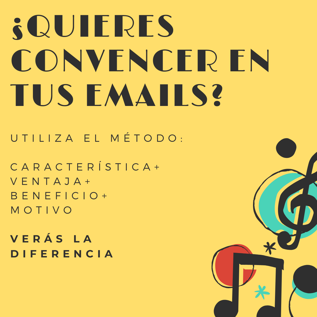 convencer con tus emails