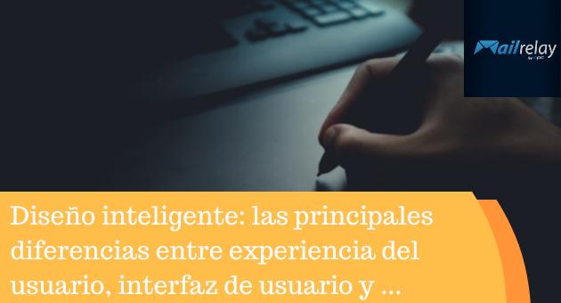 Diseño inteligente: las principales diferencias entre experiencia del usuario, interfaz de usuario y diseño gráfico