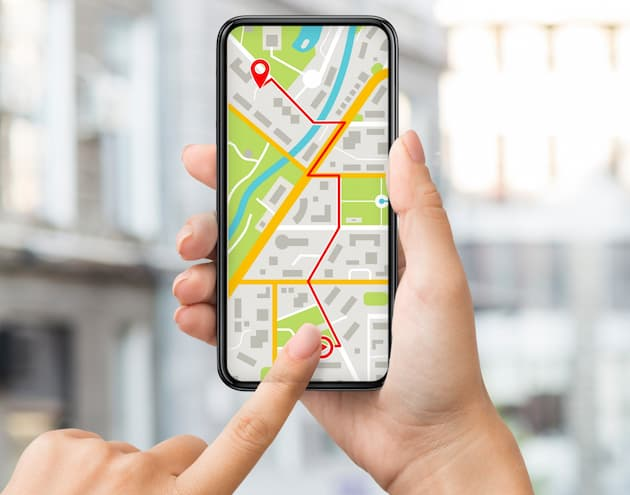 Local mobile marketing (Geolocalización)