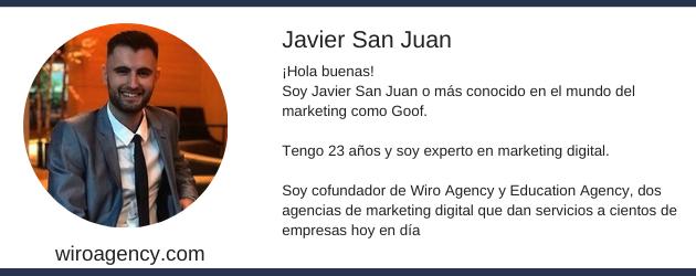 Javier San Juan